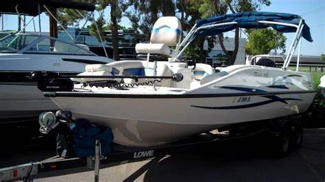 Lowe Deck Boats For Sale Used by Used Boat Sale At Complete Marine In Phoenix Az Youtube