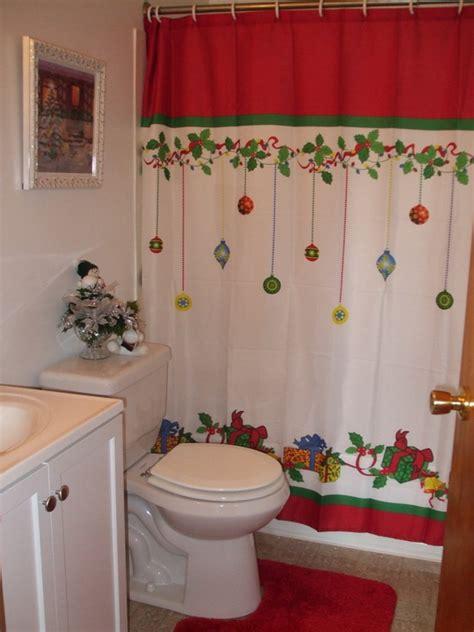 bathroom decorating ideas  christmas