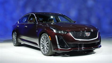 what will cadillac make in 2020 2020 cadillac ct5 is a right sized sporty luxury sedan