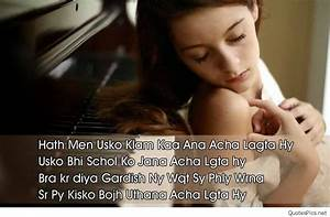 Sad Love Shayari In Hindi For Boyfriend | www.imgkid.com ...