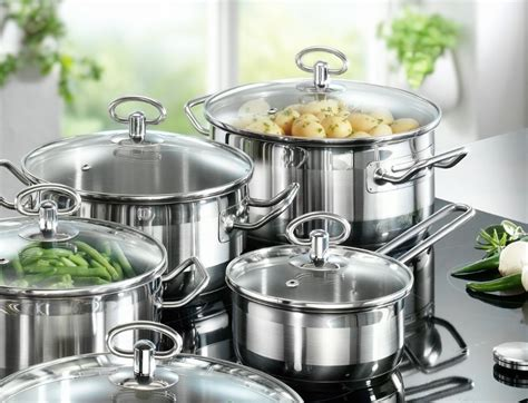 Stainless Steel Pots For The Modern Kitchen