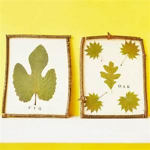 Aus Blättern Basteln : basteln mit naturmaterialien 30 coole herbst deko ideen ~ Lizthompson.info Haus und Dekorationen