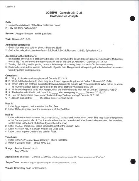 Bible Worksheets For Teens Worksheets For All Download
