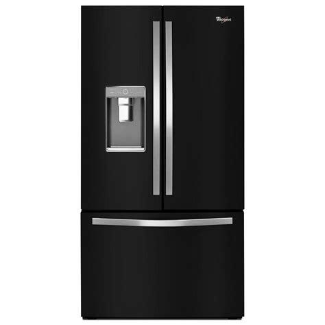 Whirlpool 247 Cu Ft French Door Refrigerator In
