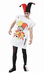Deguisement Joker Enfant : costume carte joker v39461 ~ Preciouscoupons.com Idées de Décoration