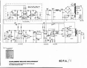 Crest Audio Schematic Diagrams
