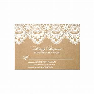 rustic lace rsvp card vertical luxury wedding invites With country wedding invitations with rsvp cards