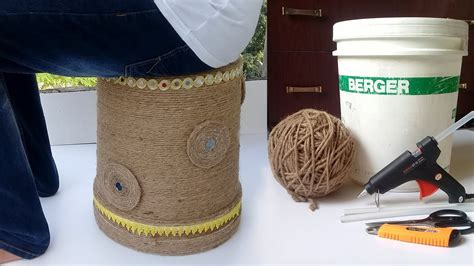 recycling creative ways to waste paint bucket best out
