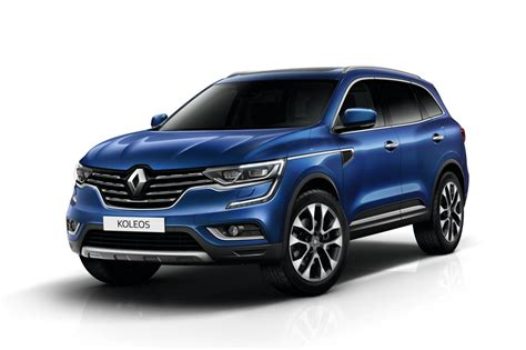 renault india new renault koleos suv unveiled at auto china 2016