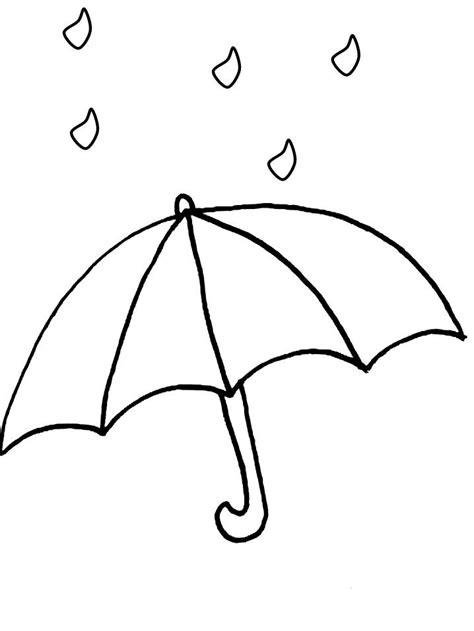 umbrella coloring pages  kids az coloring pages