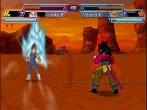 Dragonball Z Another Road Street Fighter Alpha 3 Eboot Psp