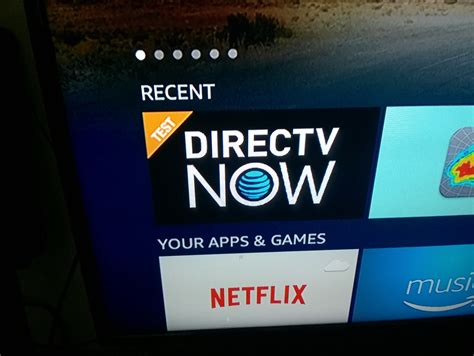 """Do you like to know directv channel list in numerical order? Fire TV Stick DirecTV Now """"test"""" app? 1.0.3.2127 