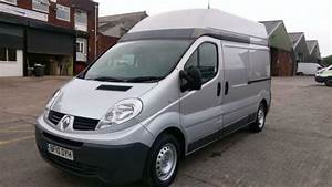 2010 10 Renault Trafic 2 0 Lh29 Dci 115 Lwb Lc 1d 115 Bhp