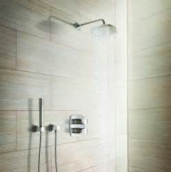 Wood Bathroom Shower Tile Design