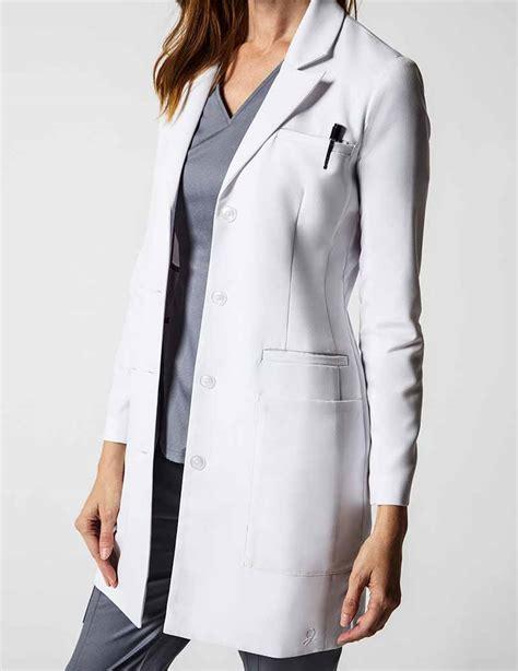 JAANUU Neela Womens Lab Coat 34