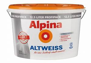 Wandfarbe Weiß Günstig : test innenfarben wand alpina farben altwei sehr gut ~ A.2002-acura-tl-radio.info Haus und Dekorationen
