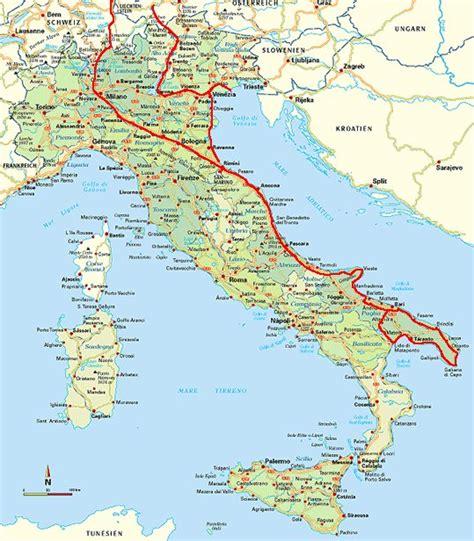 landkarte adria italien filmgroephetaccent