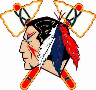 Tomahawk Indians Clip Clipart Vector Archer Clker