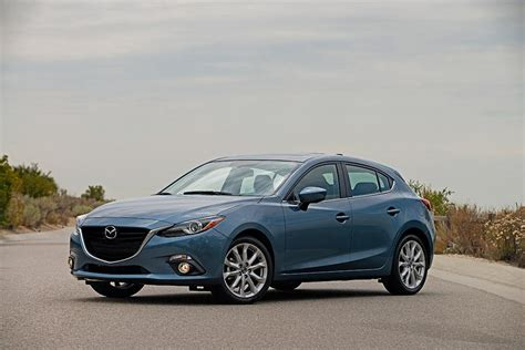 2014 Mazda3 S Grand Touring Review & Rating