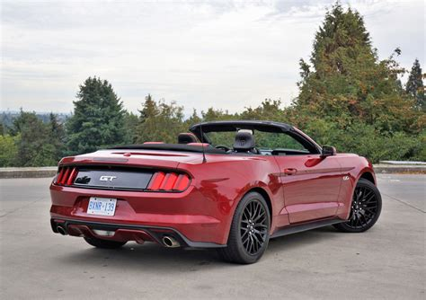 Ford Mustang by 2017 Ford Mustang Gt Convertible The Car Magazine