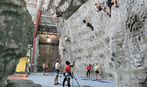 The Field House at Chelsea Piers « IndoorWalls « Your ...