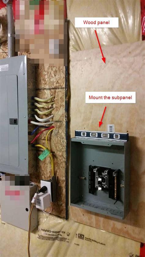 Diy Sub Panel Siemens Eqld Installation Canada