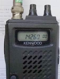 Radio Seller  Kenwood Th 234 Ht Vhf   Sold