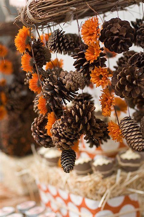 ideas with pine cones festive diy pine cone decorating ideas