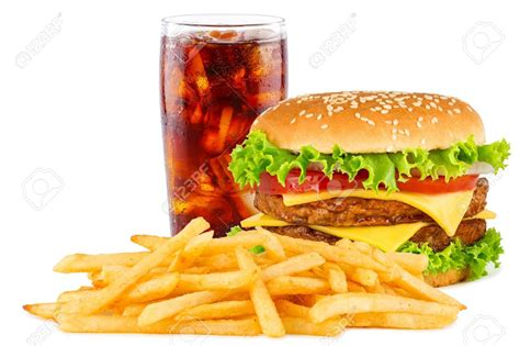 hamburger and fries do you get enticed by advertisements on tv billboards and blogs literacybase