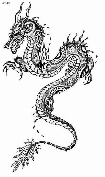 Dragon Chinese Tattoo Ink Designs Tattoos Cool