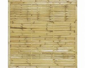 Sichtschutzzaun Holz 180x180 : lamellenzaun 180 x 180 cm jetzt kaufen bei hornbach sterreich ~ Frokenaadalensverden.com Haus und Dekorationen