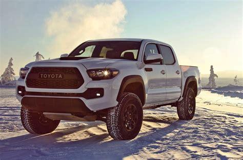2017 Toyota Tacoma Trd Pro  Kevlarreinforced Tires