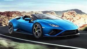 Lamborghini Huracan Evo Rwd Spyder  Open Air Driving Made