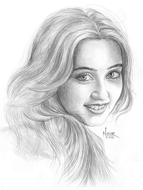 pictures beautiful face drawing drawings art gallery