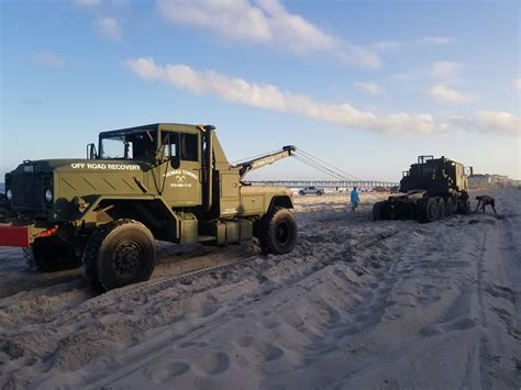 Offroad Towing Wilmington, Nc  Thomas Towing & Transport