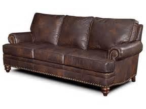 leather love seats and sofas by bradington young