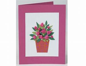 How To Make: Homemade Mother's Day card ideas