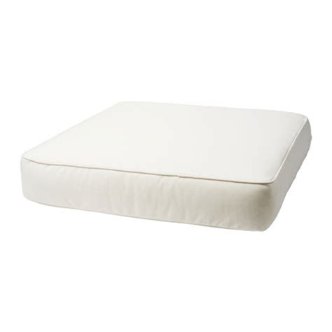 kungs 214 seat cushion outdoor white ikea