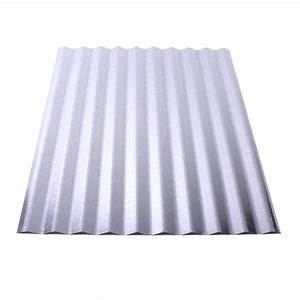 corrugated metal panels home depot myideasbedroomcom With corrugated steel roof panel prices