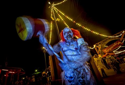 new haunts hitting busch gardens howl o scream horror