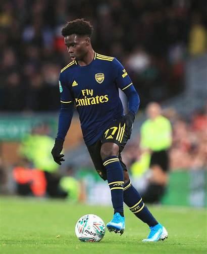 Saka Arsenal Bukayo Boss Delighted Ljungberg Freddie