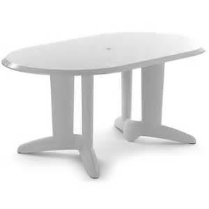 Plastic Table And Chairs Outdoors Image