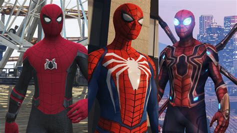 spider man pack   home infinity war ps advanced