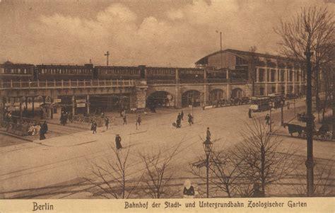 Bahnhof Zoologischer Garten Berlin Geschäfte by Zoologischer Garten