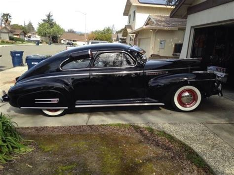 Buick Pontiac by 1941 Buick Sedanette Original Fastback Chevy Ford
