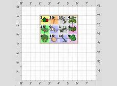Garden Plan Parents Raised Bed 3x4