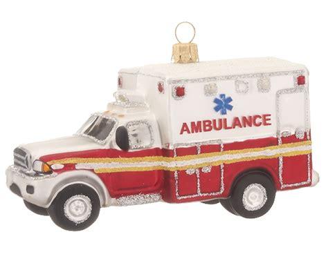 top 28 ambulance christmas ornament ambulance ornament