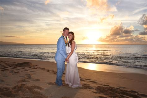 Hawaii Weddings Sunset Beach North Shore Oahu