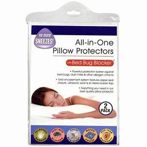 allergen bedding allerease mattress protectors bed bug With all in one pillow protector