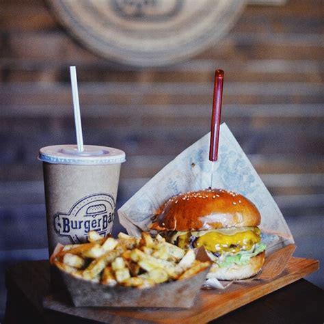 Siera burgera komplekts - BurgerBars